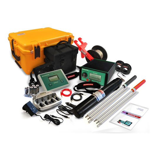 Wet Roof Pro - flat roof leak detector kit